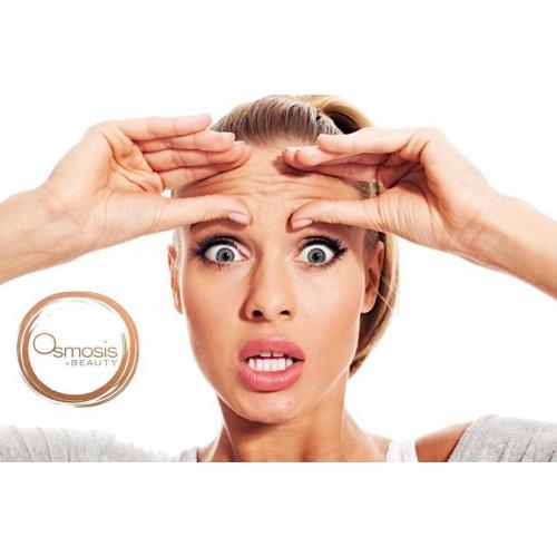 Нормальне старіння відбувається внаслідок поступового сповільнення всіх життєвонеобхідних процесів та недостатнього живлення, на які покладається шкіра, такі як: ⠀ фактори росту, рівень кровообігу, кількість фібробластів, що утворюють колаген та еластин, деякі стабільні молекули кисню, амінокислоти, вітаміни та мінерали. ⠀ Зміни шкіри включають окислення, зміну текстури та пор, ліній обличчя та втрату пружності ⠀ Osmosis beauty пропонує проток домашнього догляду для шкіри з ознаками старіння 👉🏻